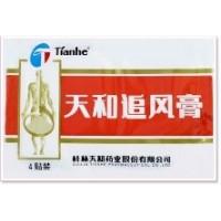 Пластырь Тяньхэ Чжуйфэн Гао (Tianhe Zhuifeng Gao) обезболивающий, противовоспалительный