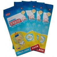 Детский охлаждающий пластырь от температуры и простуды Gan Mao Tie