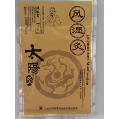 Китайский согревающий мокса-пластырь от хронического ревматизма и болей в суставах